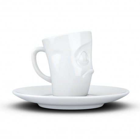 "Espresso чашка Tassen  ""Тормоз"" (80 мл), фарфор"