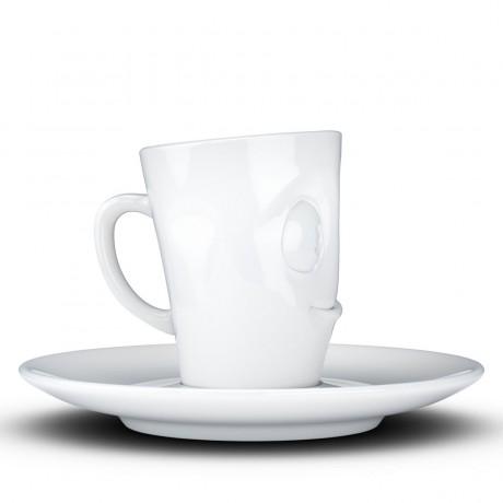 "Espresso чашка Tassen ""Вкуснятина"", (80 мл), фарфор"