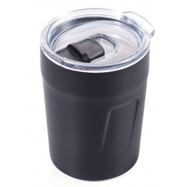 Термочашка для горячих напитков Troika 160 мл черн..