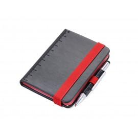 Блокнот Troika DIN A7 LILIPAD + ручка LILIPUT черн..