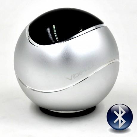 """Виброколонка Vibe-Tribe """"Orbit"""" speaker 15 Вт, серая"""