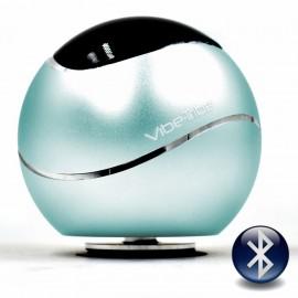 Виброколонка Vibe-Tribe Orbit speaker 15 Вт, голуб..