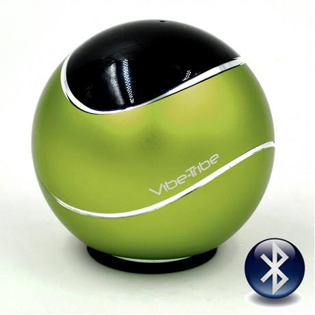 Виброколонка Vibe-Tribe Orbit speaker 15 Вт, зеленая