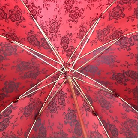 Зонт женский «RED ROSES»