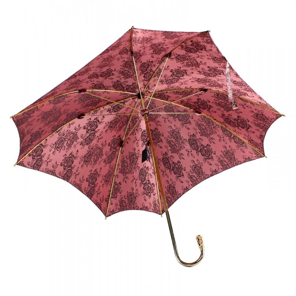 Зонт женский двойной «DOUBLE ROSES»
