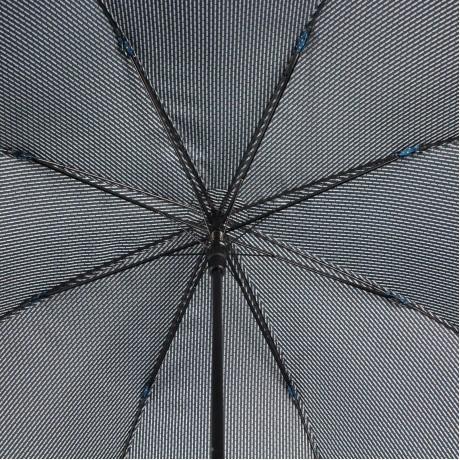 Зонт двойной «Череп», Silver