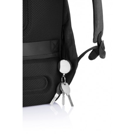 Рюкзак антивор XD Design Bobby Tech, черный