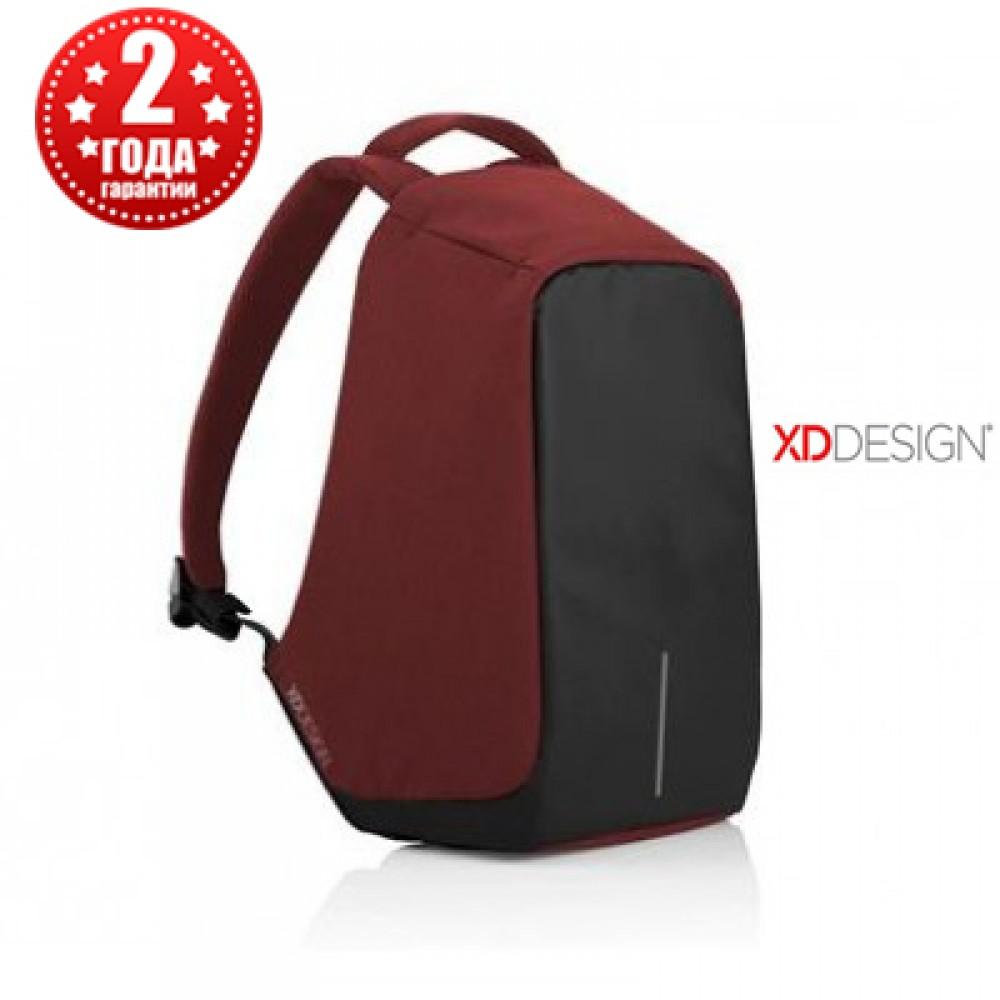 "Рюкзак городской XD Design Bobby Anti-Theft 15,6"" Red (P705.544)"