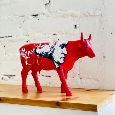 """Коллекционная статуэтка корова """"Moozart"""", Size L"""