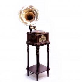 Граммофон «Париж» с тумбой
