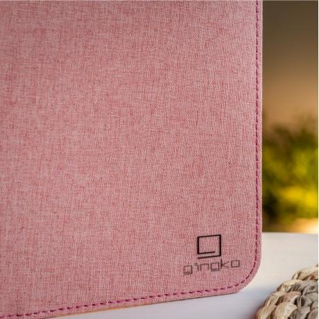 Светильник-книга Gingko MINI URBAN, розовый