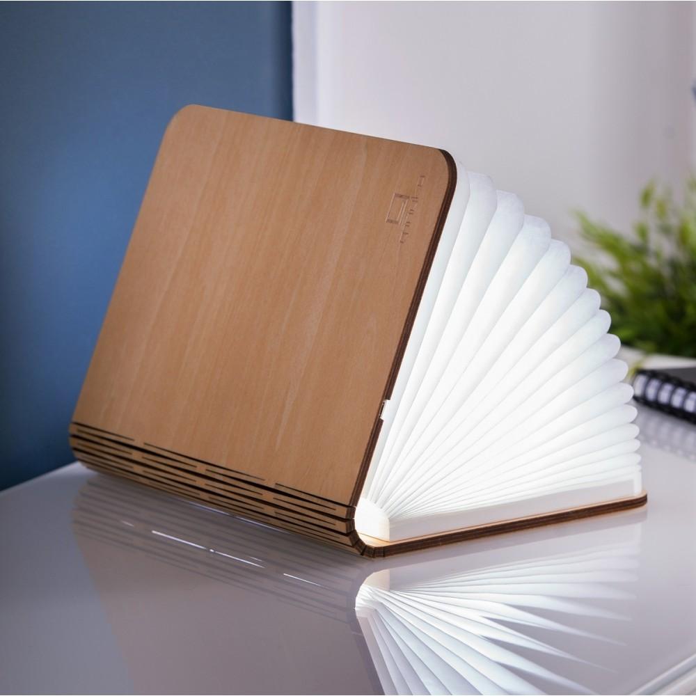 """Светильник-книга """"MAPLE SMART"""" мини, дерево клен"""