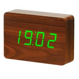 Смарт-будильник с термометром
