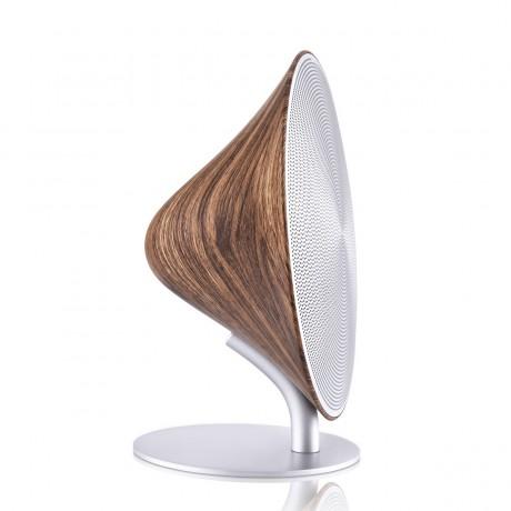 Bluetooth колонка Gingko HALO ONE на 16 ватт, орех
