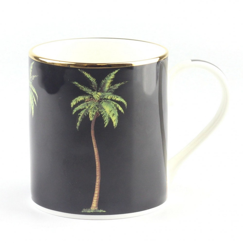 Кружка Halcyon Days «Palm Black»