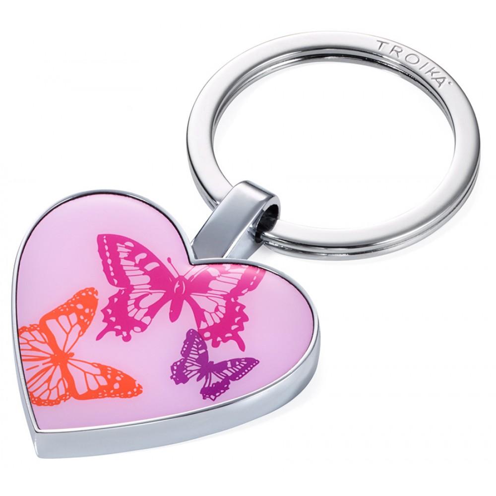 Брелок Troika Butterflies