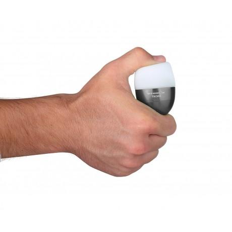 LED-таймер Troika с датчиком вибрации Kreativ-EI серый