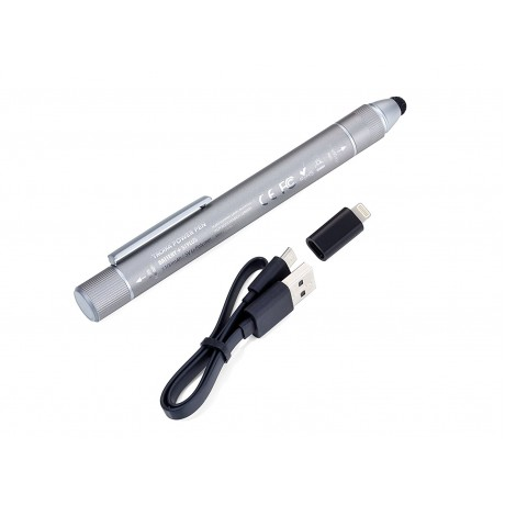 Набор подарочный Troika Power Pen стилус-батарея