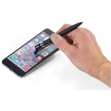 Ручка шариковая-стилус Troika Black Dolphin