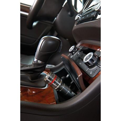 Брелок-фонарик Troika с карабином Car eco beam