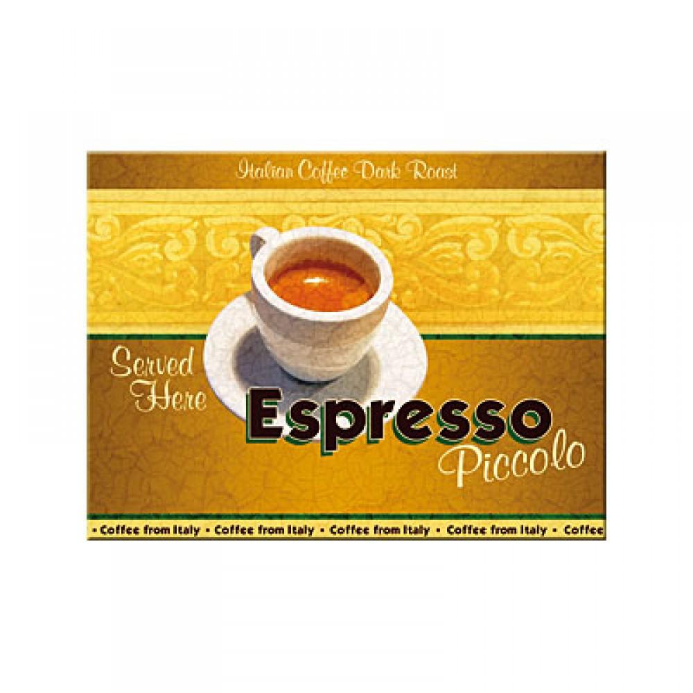 Магнит 8x6 см Espresso Nostalgic Art (14141)