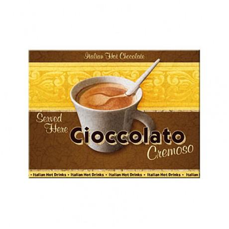 Магнит 8x6 см Cioccolato Nostalgic Art (14142)