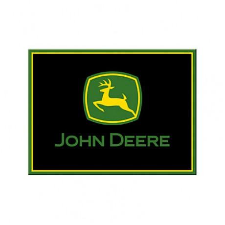 Магнит 8x6 см John Deere Logo Nostalgic Art (14235)