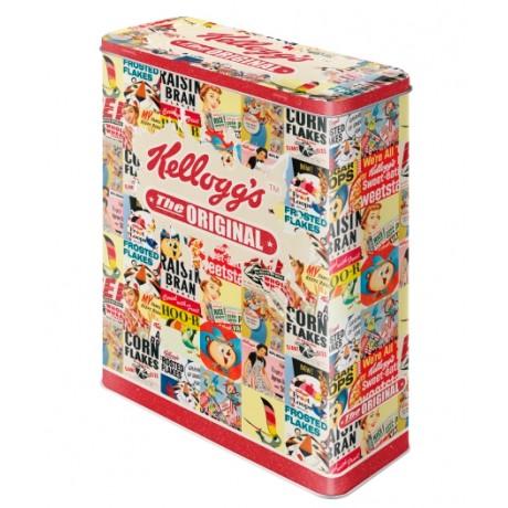 Коробка для хранения  XL Kellogg's The Original Collage Nostalgic Art (30308)
