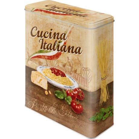 Коробка для хранения  XL Cucina Italiana Nostalgic Art (30316)