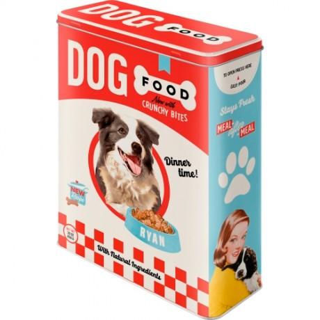 Коробка для хранения  XL Dog Food Nostalgic Art (30325)