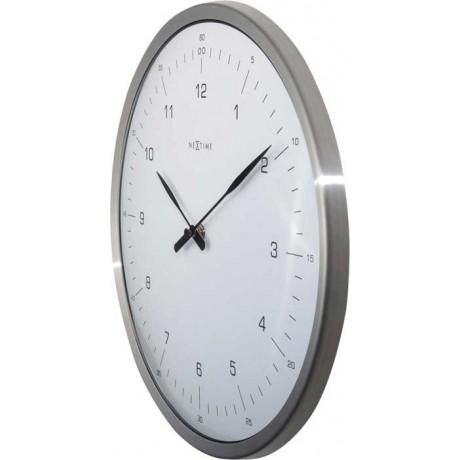 "Настенные часы ""60 Minutes"" Ø33 см"