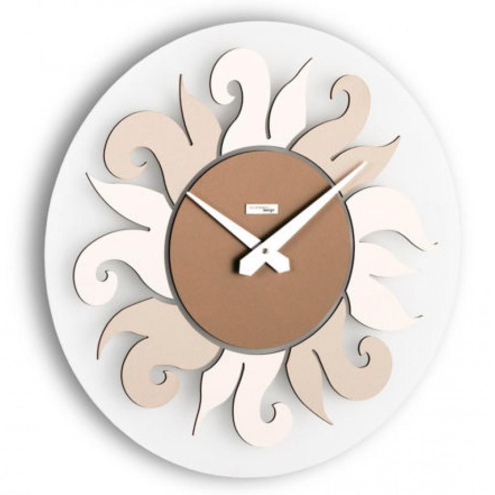 Часы настенные Incantesimo Design Clock Solis Ø45 см