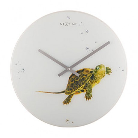 "Часы настенные ""Черепаха"" Ø43 см"