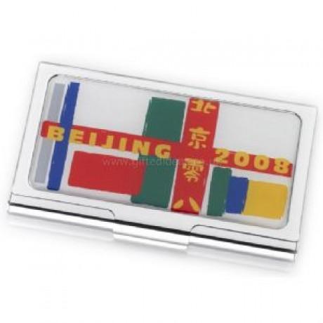 Визитница Troika Beijing 2008