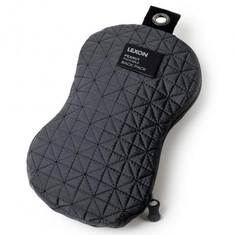 Рюкзак в кошельке LEXON Peanut, черный