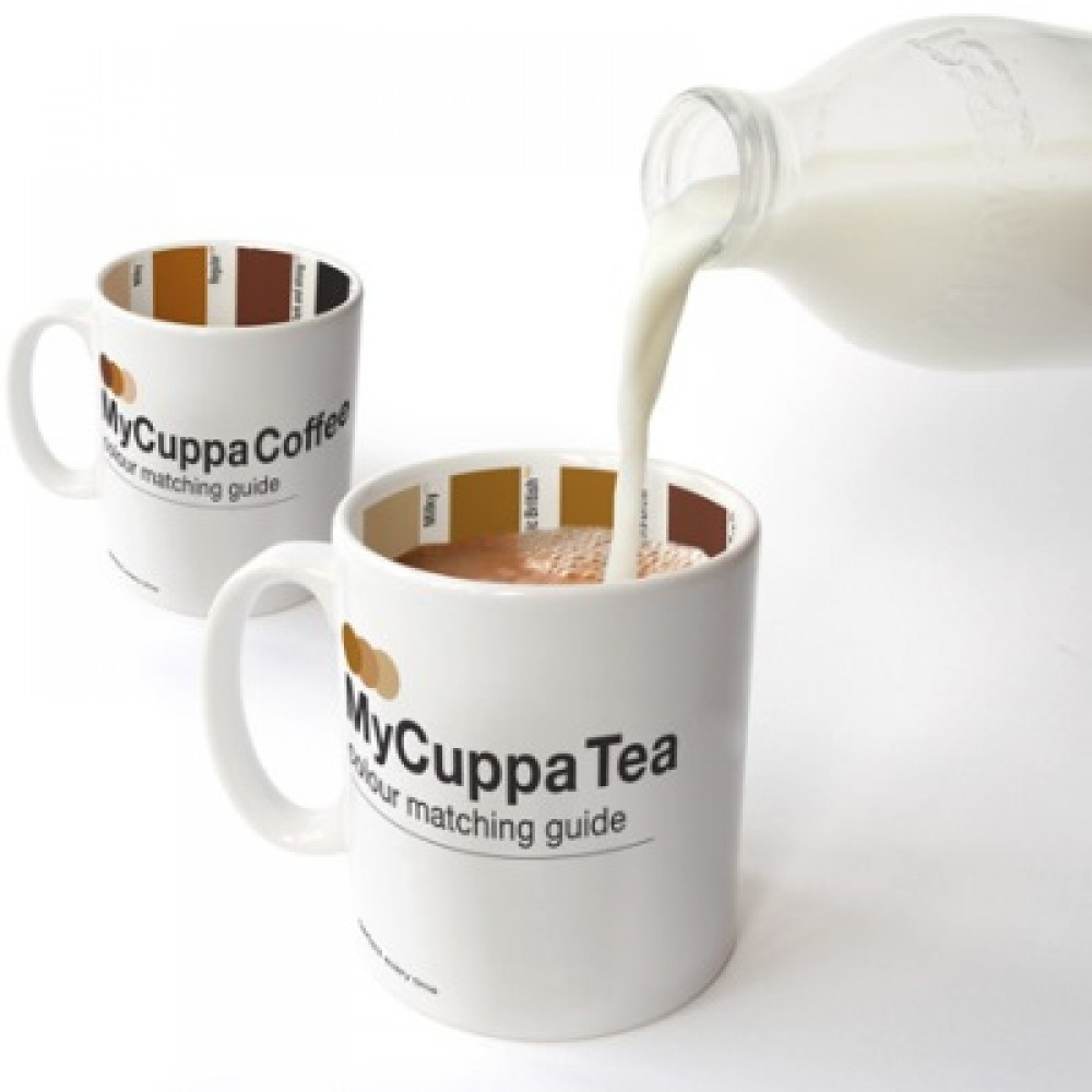 Чашка для чая Suck Uk Так как я люблю