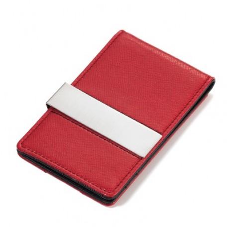 Футляр для кредитных карт с зажимом Troika Colori Confidence