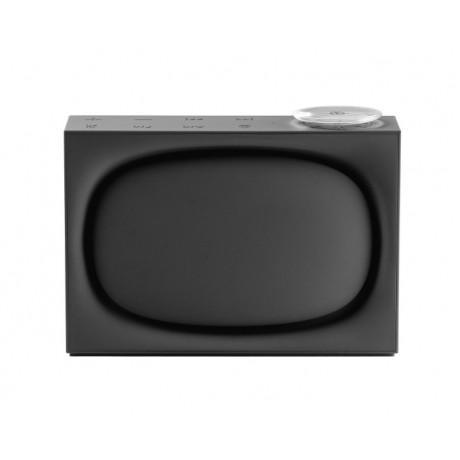 Bluetoothколонка с радио LEXON ONA, черная