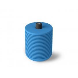 Радио LEXON FM с Bluetooth-динамиком Hibi, голубое
