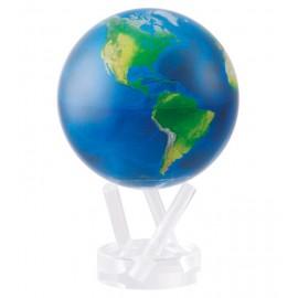 Гиро-глобус Solar Globe Mova Вид из космоса 11,4 с..