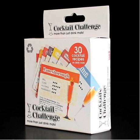 Подставки Suck Uk под напитки с играми I Love drink