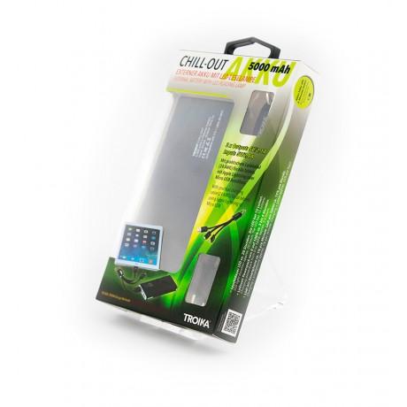 Зарядное устройство Troika Chill-out с индикаторной лампой