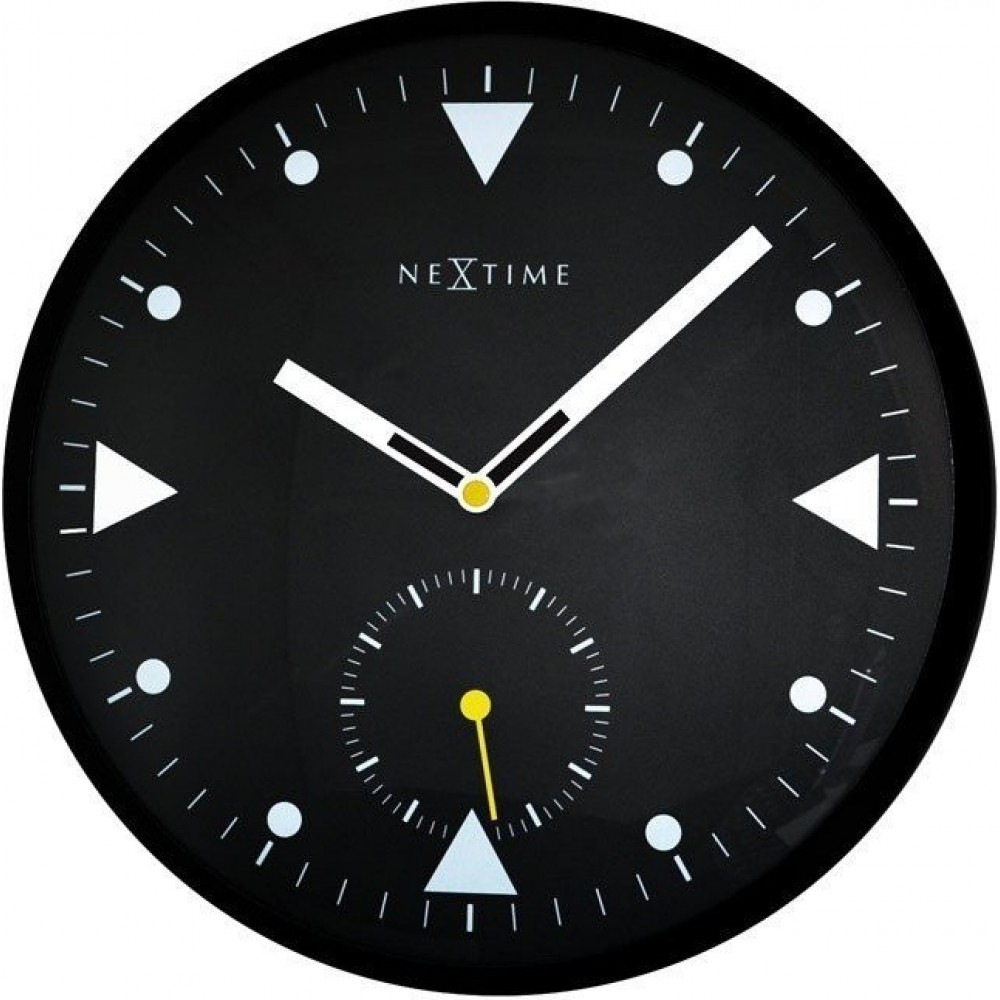 """Часы настенные """"Serious """" Ø32 см"""