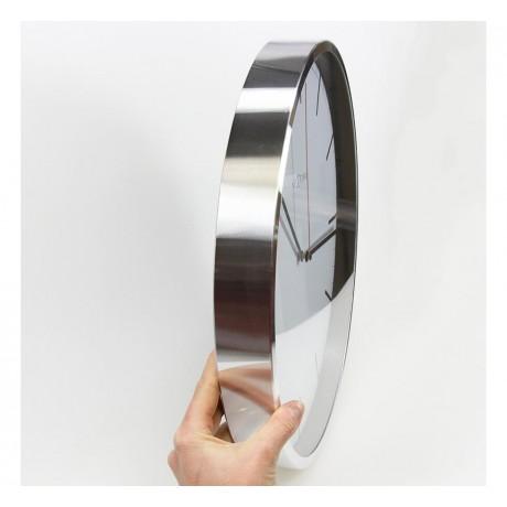 """Часы настенные """"Сompany-stripe"""", белые  Ø35 см"""