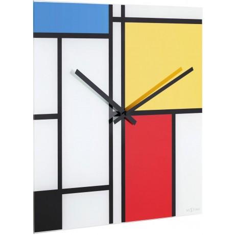"""Часы настенные """"Time Lines"""" 43х43 см"""