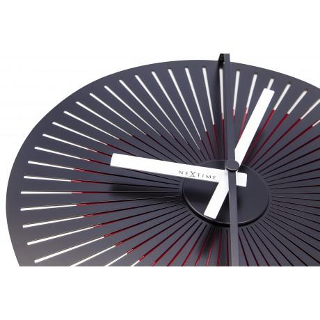 """Часы настенные, динамический рисунок, """"Motion Clock Heart"""" ø30 см"""