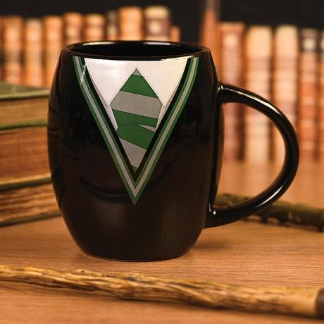 Кружка Гарри Поттер (Слизеринская форма), 425 мл