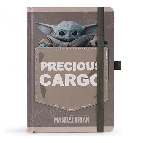 Блокнот A5 Star Wars: Мандалорианец (Драгоценный груз)