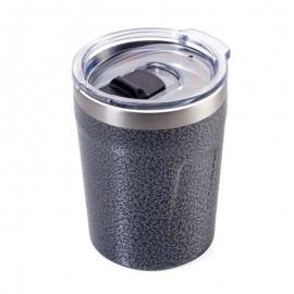 Термочашка для горячих напитков Troika 160 мл мета..