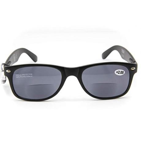 Cолнцезащитные очки черные Troika CDU SUN